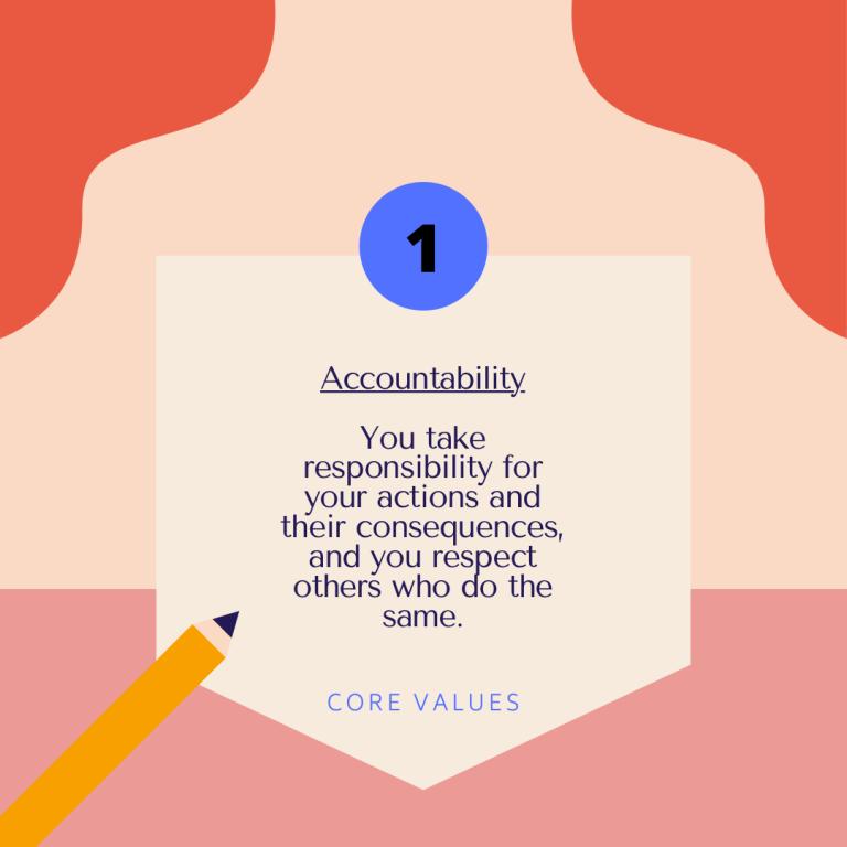 Core Values #1